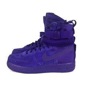 Nike SF Air Force 1 AF1 High Shoe